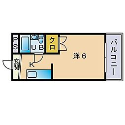 西新駅 2.6万円