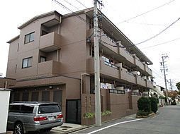 愛知県名古屋市千種区上野3丁目の賃貸マンションの外観