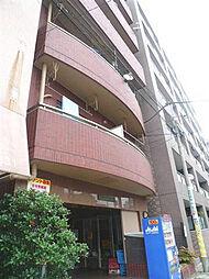 西川口グリーンマンション[6階]の外観
