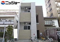 オークヴィラ日比野[2階]の外観