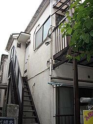 植木コーポ[201号室号室]の外観