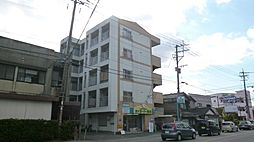 福岡県久留米市江戸屋敷1丁目の賃貸マンションの外観
