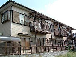 埼玉県さいたま市中央区上峰4丁目の賃貸アパートの外観