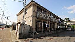 モンレ−ブミナミ[1階]の外観