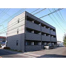 東京都日野市栄町5丁目の賃貸マンションの外観