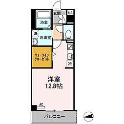 (仮称)D-room刈谷市幸町[301号室]の間取り