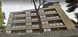 シャトー北畠[1階]の外観