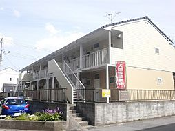 千葉県八千代市ゆりのき台の賃貸アパートの外観