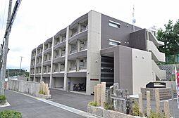 京都府京田辺市薪畠の賃貸マンションの外観
