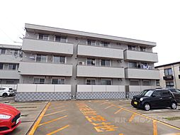 大阪府河内長野市野作町の賃貸マンションの外観