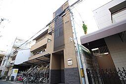 フラッティ京都御所北[108号室号室]の外観