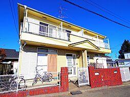 [テラスハウス] 東京都東大和市中央1丁目 の賃貸【/】の外観