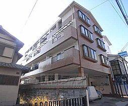 京都府京都市左京区岩倉西五田町の賃貸マンションの外観
