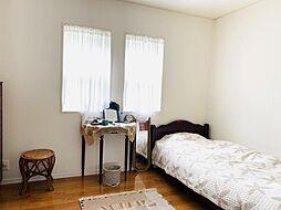 2階洋室は全室6帖以上。家族一人ひとりの個室もゆったり、広々。