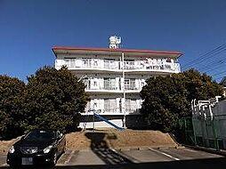 加茂ハイツ3号[3階]の外観
