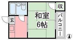 萱町六丁目駅 1.9万円