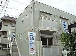 東京都武蔵野市境1丁目の賃貸アパートの外観