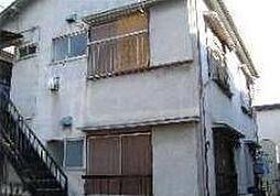 埼玉県戸田市川岸1丁目の賃貸アパートの外観