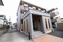 神奈川県横須賀市ハイランド2丁目の賃貸マンションの外観