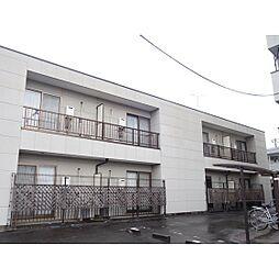 静岡県浜松市北区根洗町の賃貸アパートの外観
