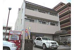 第二京都メゾンベルジュ西京極[302号室]の外観