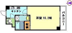 GRACESTATIONCITY[5階]の間取り
