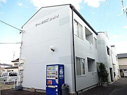 愛知県一宮市大和町氏永字先角の賃貸アパートの外観