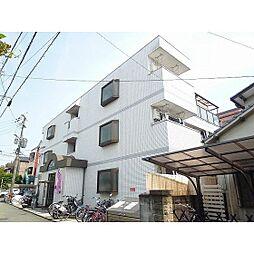 熊本県熊本市中央区渡鹿3丁目の賃貸マンションの外観