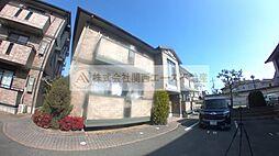 リビングタウン南花田B棟[2階]の外観