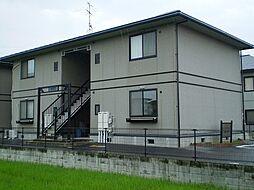 センシリティピカル2[2階]の外観