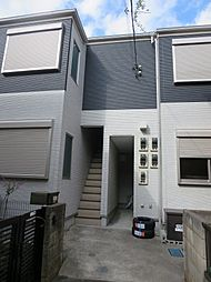 JR横浜線 十日市場駅 徒歩11分の賃貸アパート