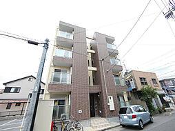 愛知県名古屋市中川区尾頭橋2の賃貸マンションの外観