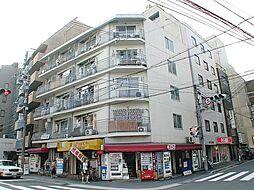 シャトー東梅田[4階]の外観
