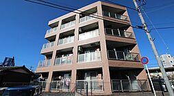 千葉県柏市北柏1の賃貸マンションの外観