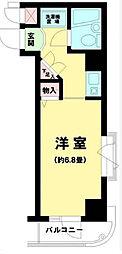 扶桑ハイツ田端[2階]の間取り