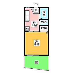 絵馬DOME[1階]の間取り
