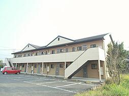 福岡県田川郡香春町大字中津原の賃貸アパートの外観
