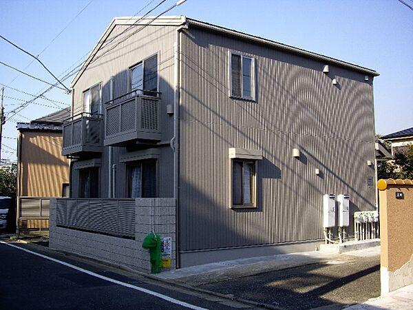 E-STUDIO東玉川[1階]の外観