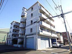 千葉県船橋市日の出1丁目の賃貸マンションの外観
