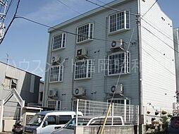 ビバリーハウス竹下I[3階]の外観