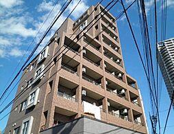 東京都調布市国領町1丁目の賃貸マンションの外観