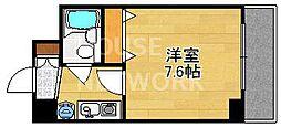 デ・リード&サンヴェール桂川東[315号室号室]の間取り
