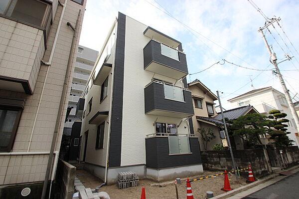 LUCE 1階の賃貸【広島県 / 広島市中区】