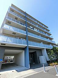 サニーリヴ北新横浜[4階]の外観