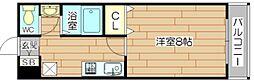 ドームイバロード[2階]の間取り