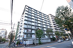 ハイツ富士[10階]の外観