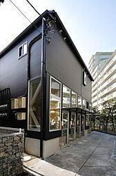 東京都狛江市東和泉3丁目の賃貸アパートの外観