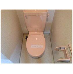レ・コンフォルトのトイレです