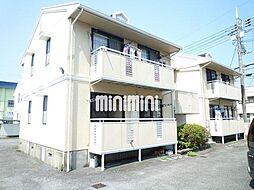 岩崎ハイツB[2階]の外観