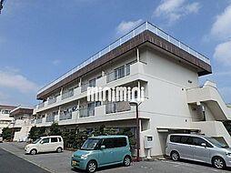 竹林マンション2[1階]の外観